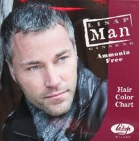 MAN Hair Color Farbkarte